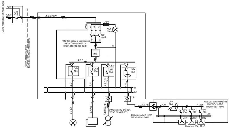 как провести электричество на участок смоленске
