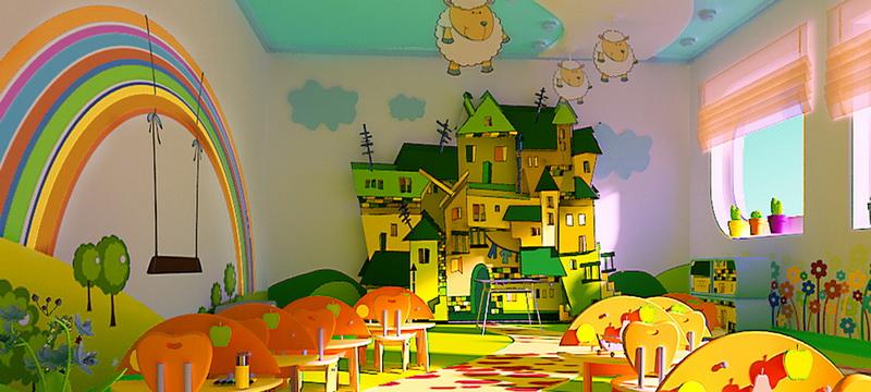 Вентиляция детских садов: требования, нормы, проектирование, монтаж