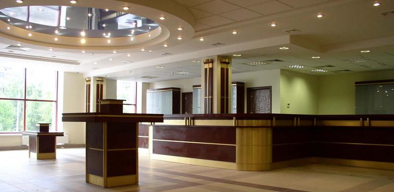 Банковское помещение